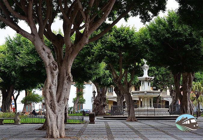 Plaza del Adelantado – San Cristóbal de la Laguna