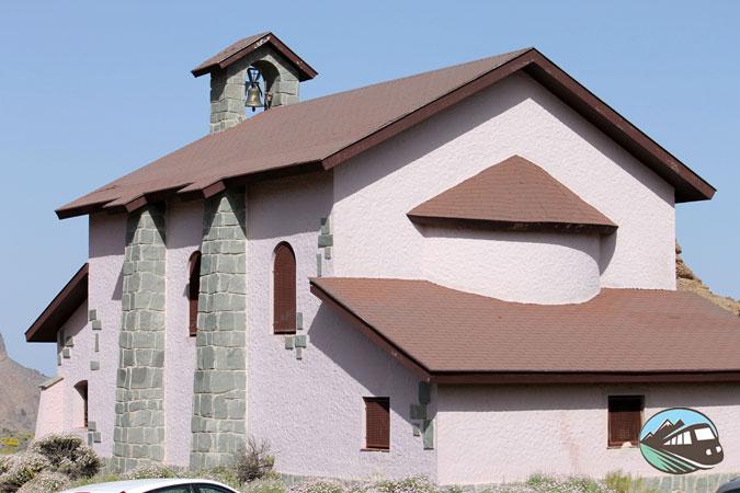 Ermita de las Nieves - El Teide