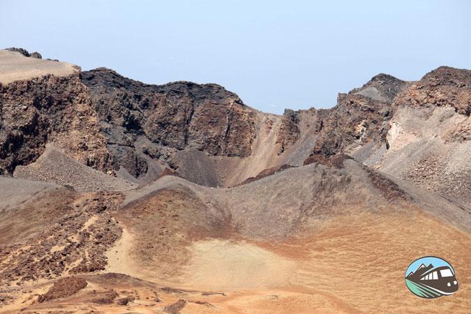 Mirador del Pico Viejo - El Teide