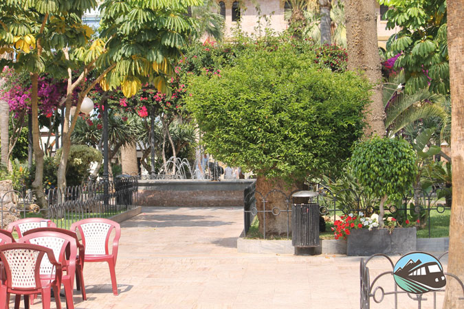 Plaza de España - Águilas