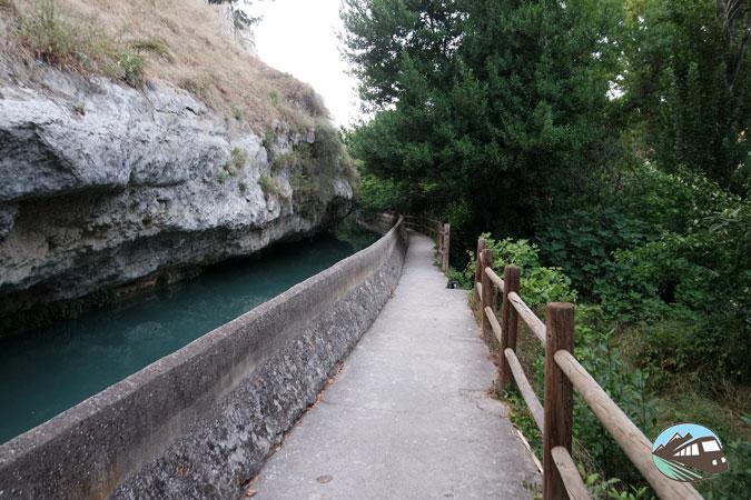 Paseo fluvial - Alcalá del Júcar