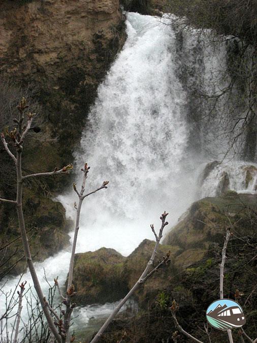 Cascada el Hundimiento - Lagunas de Ruidera