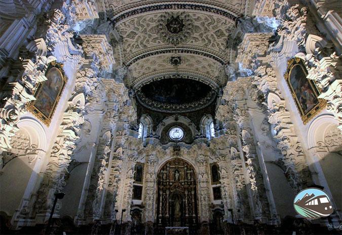 Monasterio de la Cartuja – Granada