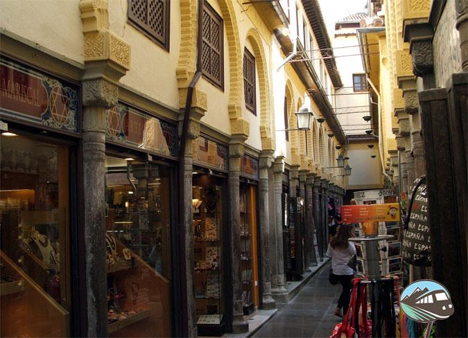 Alcaicería – Granada