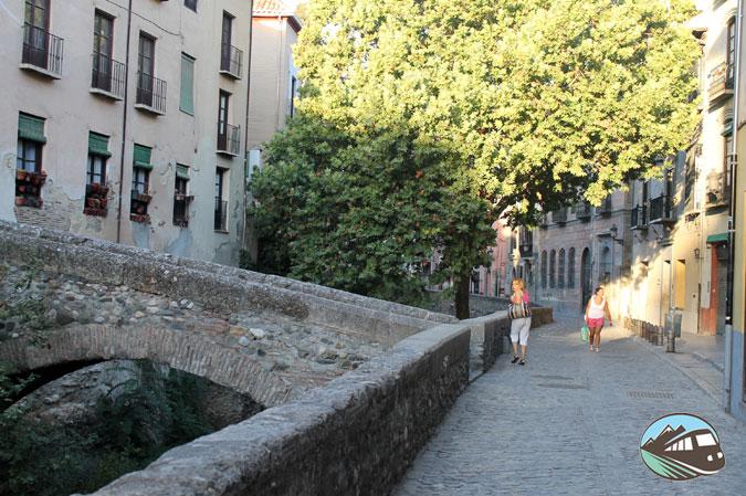 Carrera del Darro - Granada