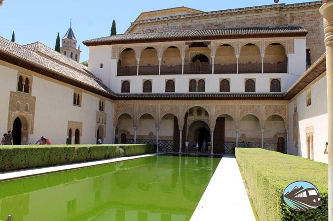 Palacio de Comares - La Alhambra