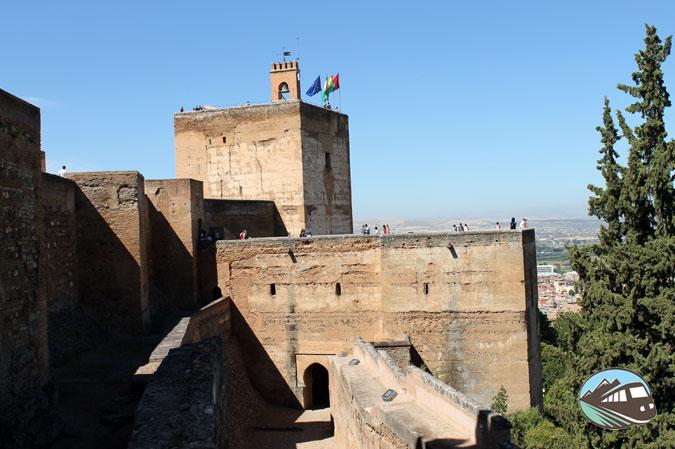 Torre de la Vela - La Alhambra