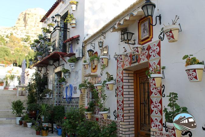 Barrio de Santa Cruz - Alicante