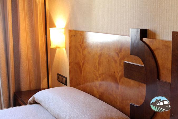 Hotel Olid Valladolid - Habitación