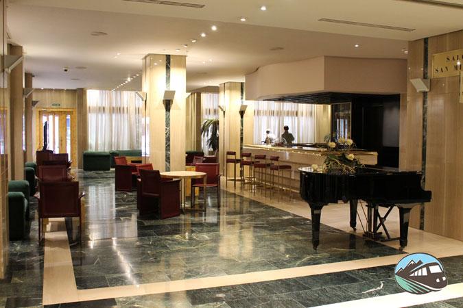 Hotel Olid Valladolid – Recepción