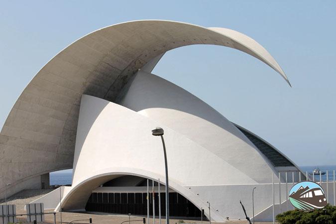 Auditorio – Santa Cruz de Tenerife