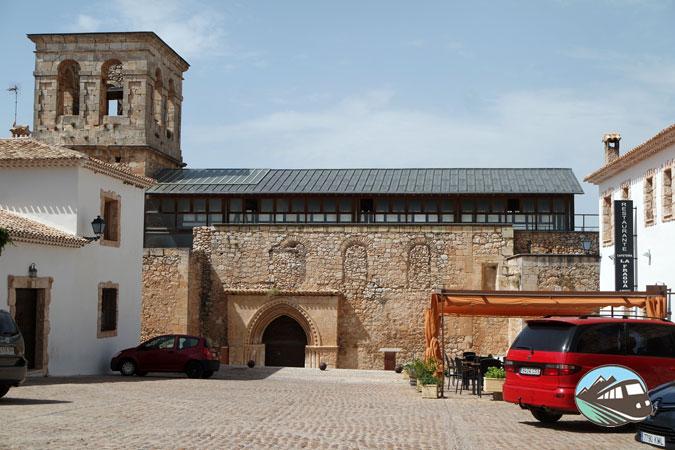 Iglesia Santo Domingo de Silos - Alarcón