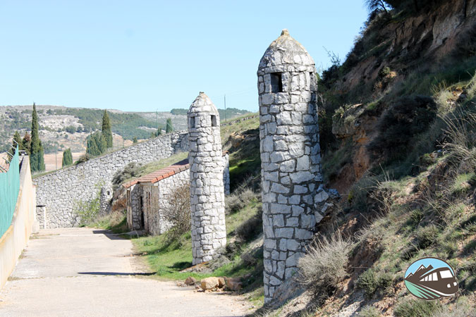 Curiosas chimeneas – Peñafiel