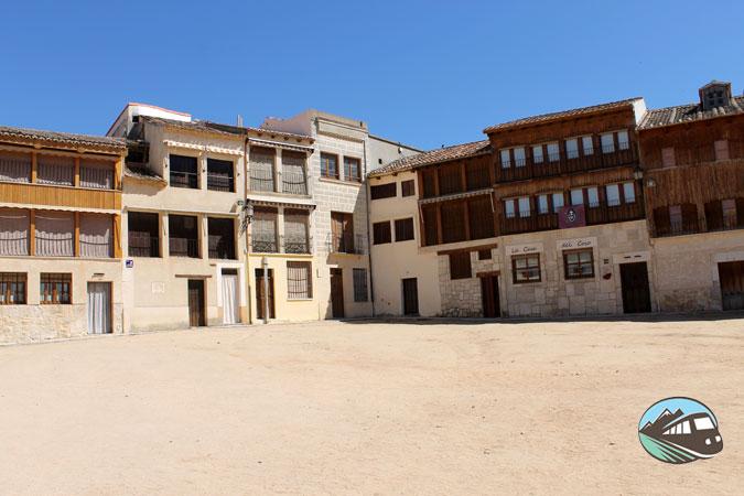 Plaza del Coso – Peñafiel