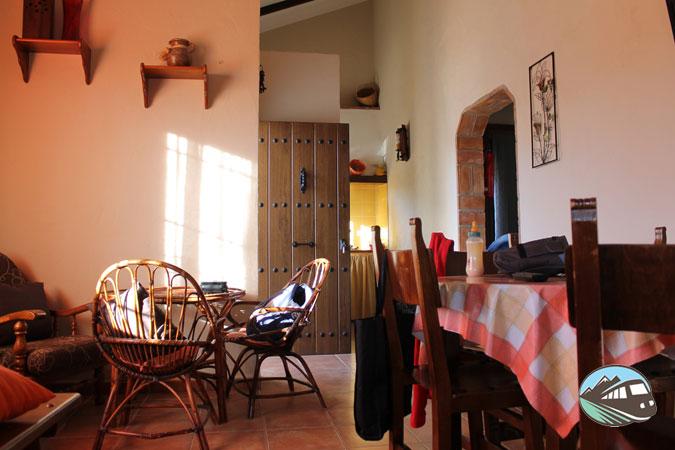 """Salón de la Casa Rural """"La Solana de Turón"""""""