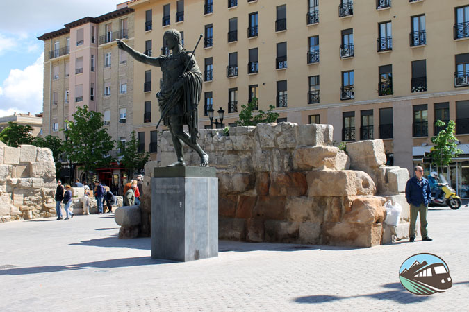 Muralla romana de Zaragoza