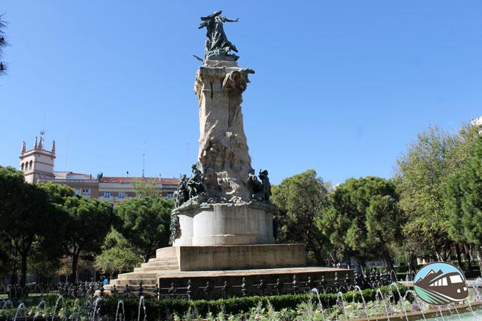 Plaza de los Sitios - Zaragoza