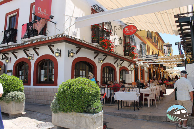 Calle Comercial de Ronda