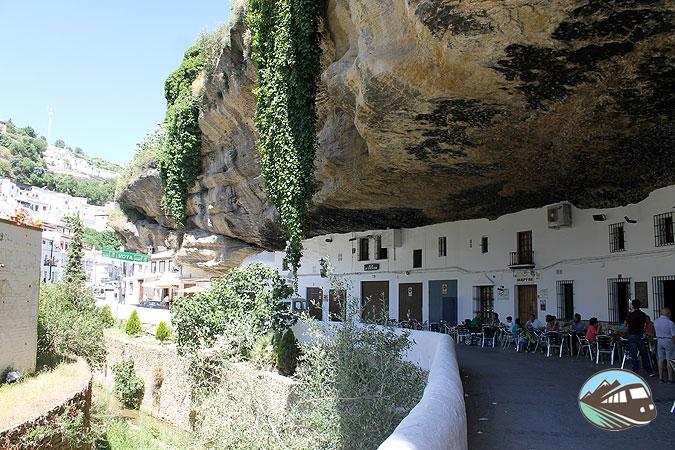 Calle Cuevas del Sol – Setenil de las Bodegas