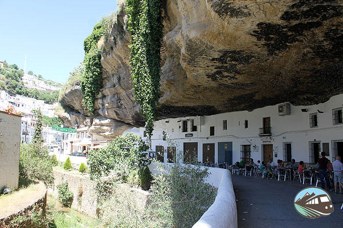 Calle Cuevas del Sol - Setenil de las Bodegas