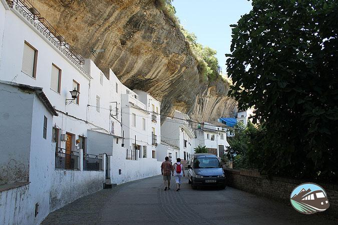 Calle Calcetas - Setenil de las Bodegas