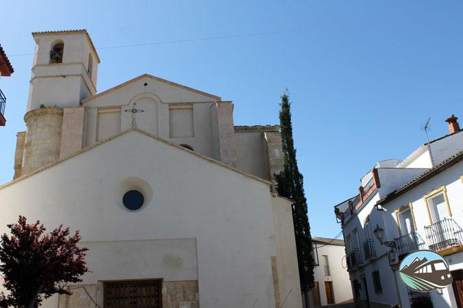 Iglesia Nuestra Señora de la Encarnación – Setenil de las Bodegas