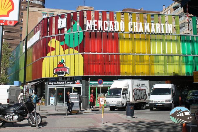 Mercado de Chamartín - Madrid