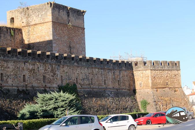Castillo de los Guzmanes - Niebla
