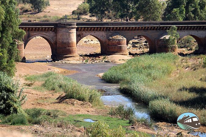 Puente romano de Niebla