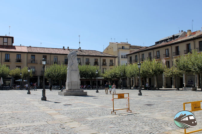 Plaza Mayor de Palencia