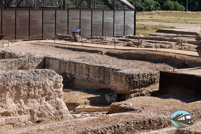 Yacimiento de Complutum – Alcalá de Henares