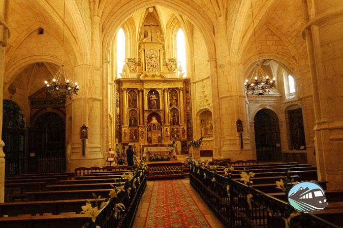 Colegiata de San Bartolomé - Belmonte