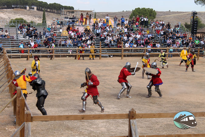 Torneo Combate medieval en Belmonte