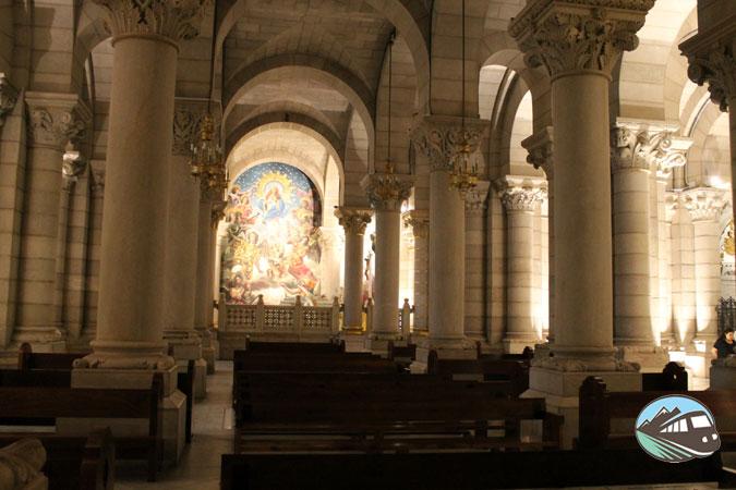 Cripta de la Almudena – Madrid