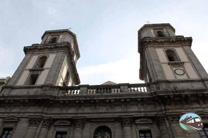 Iglesia de San Isidro – Madrid