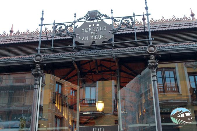 Mercado de San Miguel – Madrid