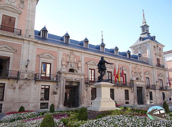 Plaza de la Villa – Madrid