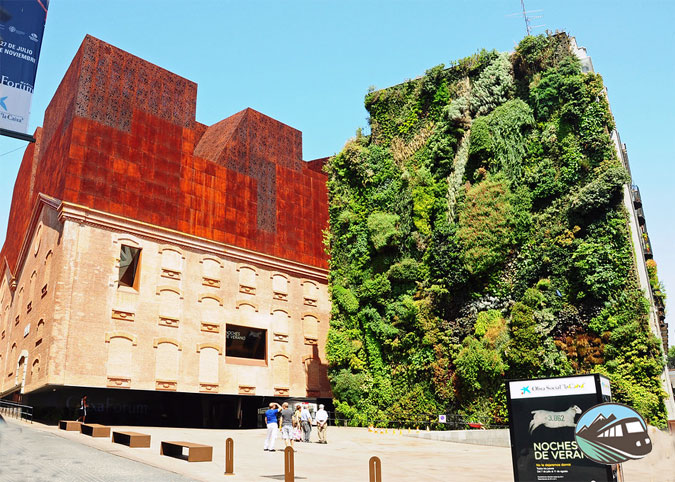 Caixa Forum – Madrid