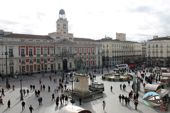 Puerta del Sol – Madrid