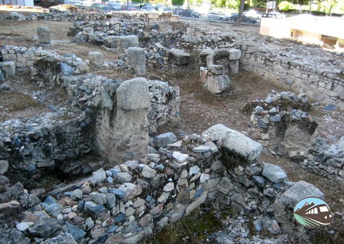 Zona Arqueológica de Morerías - Mérida