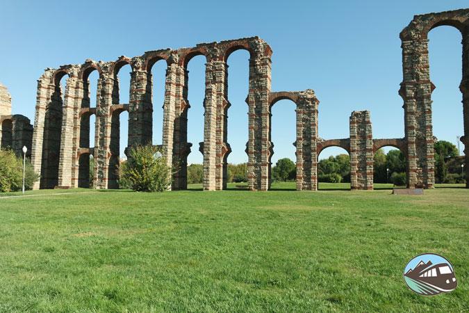 Acueducto de Los Milagros – Mérida