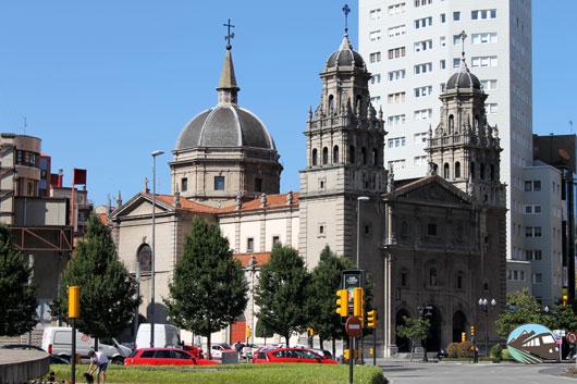 Iglesia Santo Tomás de Canterbury-