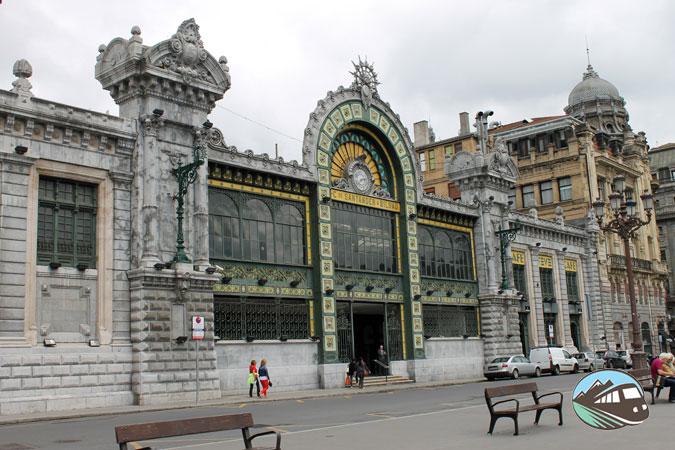 Estación de tren de Bilbao