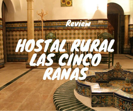 Hostal Rural Las 5 Ranas
