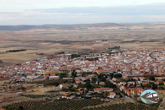 Mirador de la ermita de Santa Brígida – Almodóvar del Campo