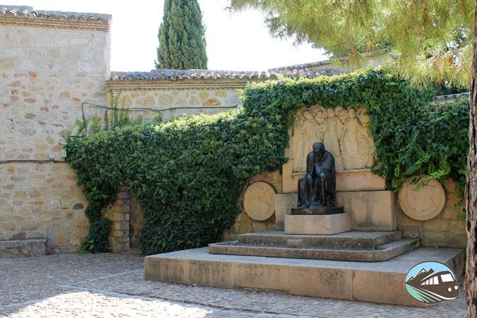 Glorieta de García Sanchiz - El Toboso