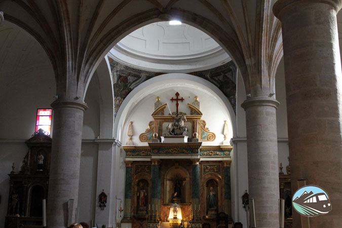 Iglesia de San Antonio Abad - El Toboso