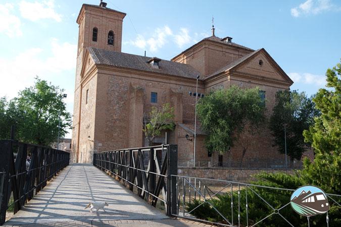 Iglesia de San Juan Bautista - Consuegra