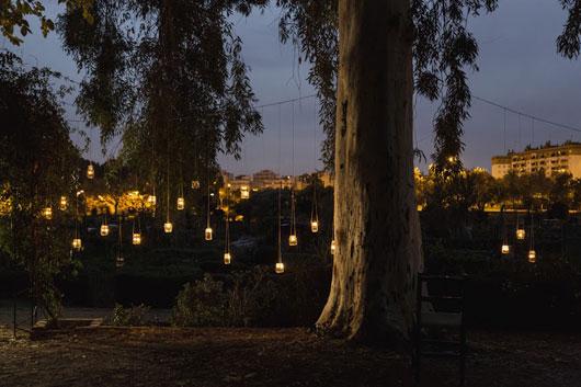 Iluminación Parque de Miraflores