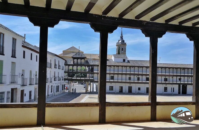 Plaza de Tembleque